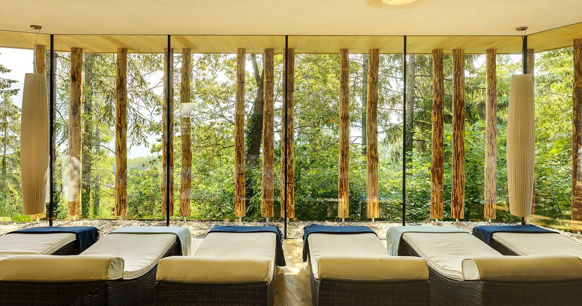 Der waldhof wellness hotel auf top for Design hotel pfalz