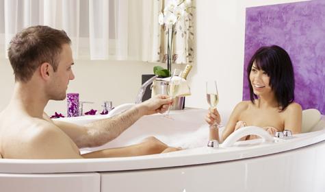 romantik wochenende wellness arrangements auf top. Black Bedroom Furniture Sets. Home Design Ideas