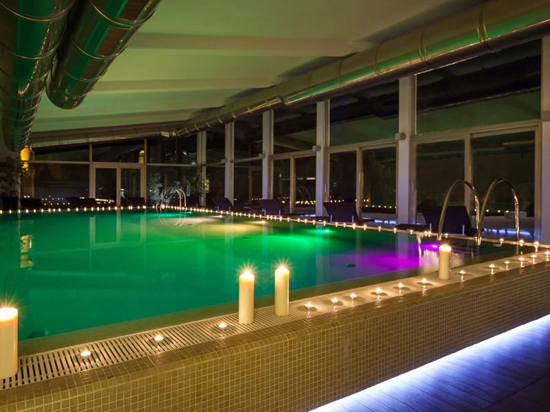 Hotel Schloss Pontresina Family Spa